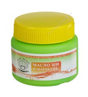 "Масло ши (карите) и масло маракуйи ""Море лечит"", 50 мл"