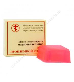 """Мыло """"Монастырское"""" для проблемной кожи, 30 г"""