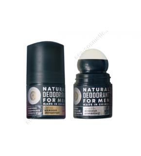 Дезодорант натуральный Active для мужчин, 50г