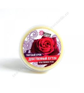 Крем твердый (Девственный бутон-Чувственная роза),  20 мл