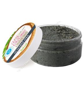 Скраб кокосовый для лица Целебная грязь, 170г