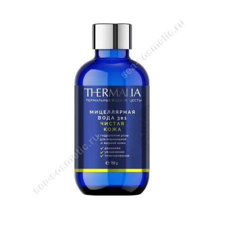 Вода мицеллярная THERMALIA Чистая кожа для нормальной и жирной кожи, 150г