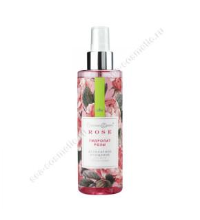 Гидролат розы Деликатное очищение для всех типов кожи, 200г